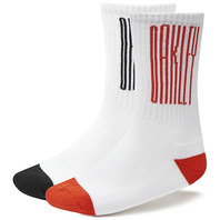 OAKLEY SOCKS COLLEGE (2 PCS PACK)