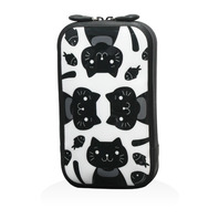 147 充氣式手機包-黑貓(L)