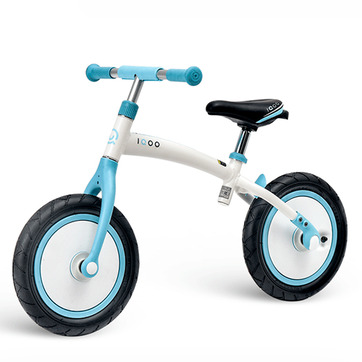 "IQOO 12""小趣滑步車- 藍/白"
