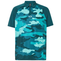 OAKLEY FAIRWAY CAMO POLO