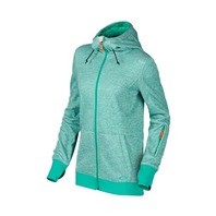 OAKLEY OVEREASY DURABLE WATER-REPELLENT HOODIE 女生防潑水休閒款