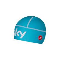 CASTELLI VIVA THERMO SKULLY 天空車隊限量版 舒適透氣小帽