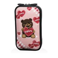 147 充氣式手機包-LOVE熊(L)
