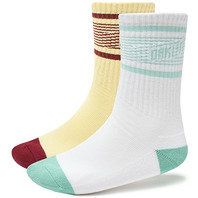 OAKLEY SOCKS STRIPED OAKLEY (2 PCS PACK)