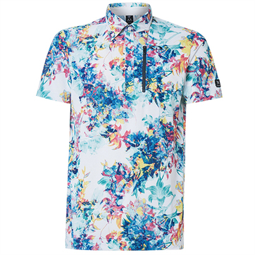 OAKLEY SKULL FULL BLOOM SHIRTS 日本限定款