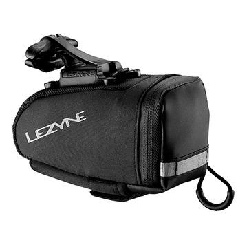 LEZYNE M-CADDY QR 配備QR快拆座中尺寸楔型座墊包