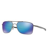 OAKLEY GAUGE™ 8 L PRIZM™ POLARIZED 帥氣金屬款 天空藍PRIZM偏光