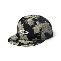 OAKLEY MESH SUBLIMATED HAT 時尚大花 潮流版帽