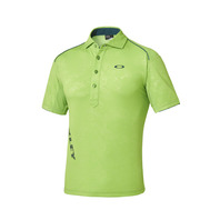 OAKLEY BARK LEAF SHADE WISPY LINE SHIRT 日本限定版 時尚高爾夫POLO