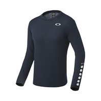 OAKLEY ENHANCE TECHNICAL QD LS TEE.17F.08 日本限定版 快透氣排汗