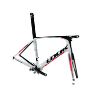 LOOK 795 AEROLIGHT FRAME - WHITE 2015單車車架