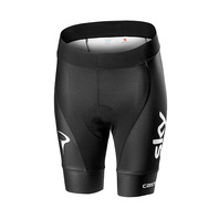 CASTELLI SKY FAN 19 W SHORT 女生款 天空車隊版