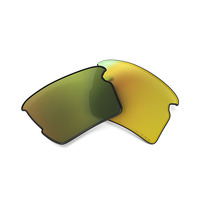 OAKLEY FLAK® 2.0 XL POLARIZED  REPLACEMENT LENSES FIRE色偏光片