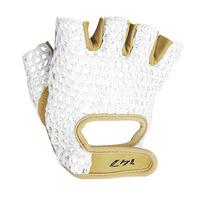 147 Design MESH - WHITE 半指手套男女通用款