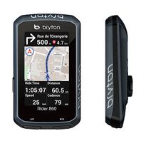 BRYTON 860T GPS 無線自行車記錄器