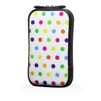 147 充氣式手機包-彩色點點(L XL)