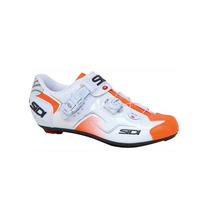 SIDI-KAOS - WHITE/ORANGE/FLUO