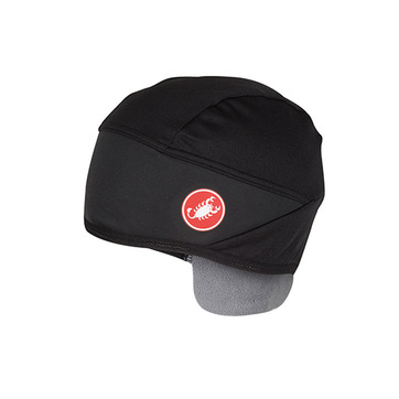 CASTELLI ESTREMO WS SKULLY 女款 保暖擋風小帽
