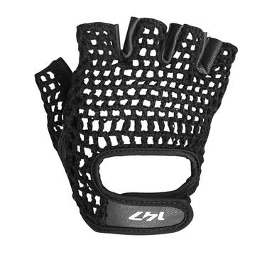 147 Design MESH - BLACK 半指手套男女通用款