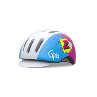GIRO REVERB URBAN CYCLING HELMET (BLUE/PINK Z TEAM LIMITED EDITION)