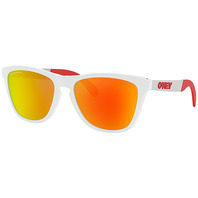 OAKLEY FROGSKINS™ MIX 雙材質混搭(ASIA FIT) 亞洲版 PRIZM RUBY 偏光