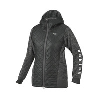 OAKLEY BARKET FLEECE PUFF HOODY 運動時尚 修身外套