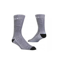 OAKLEY 1/4 CREW GOLF PRINT SOCK