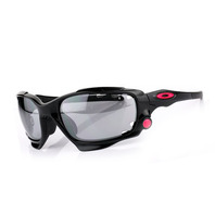 OAKLEY  RACING JACKET BLACK IRIDIUM AND G40 亞洲版