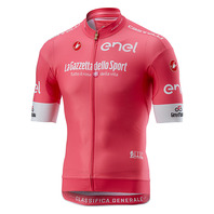 CASTELLI GIRO D'ITALIA RACE JERSEY FZ 2018 環義紀念衫 金冠拉鍊