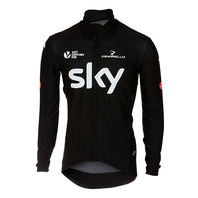 CASTELLI PERFETTO LONG SLEEVE 天空車隊版 GORE WIND STOPPER 全防風面料