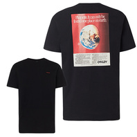 OAKLEY HERITAGE PLUTONITE TEE