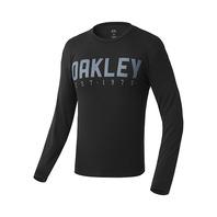 OAKLEY 3RD-G O-FIT LS TEE.17F.04 日本限定版 薄長袖訓練上衣 亞洲身型剪裁 舒適面料 快速透氣排汗