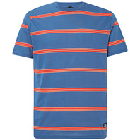 OAKLEY SIX STRIPES SHORT SLEEVE TEE
