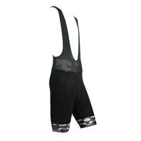 CICLO 吊帶短車褲-喜客嚴選 歐洲品質 國產價格 超CP值 質感黑白迷彩