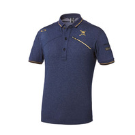 OAKLEY SKULL CROWN CROSS LINE POLO 黃金骷髏頭 日本限定版