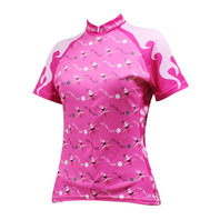 TERRY T-GIRL JERSEY