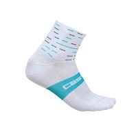 CASTELLI ROSSO CORSA W SOCKS 天空車隊限量版 女款車襪