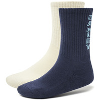 OAKLEY SOCKS OAKLEY VERTICAL (2 PCS PACK)