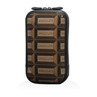147 充氣式手機包-巧克力(L)