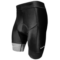 CICLO SHORTS PRO LIGHT 男短車褲-黑/斑馬紋