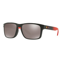 OAKLEY HOLBROOK™ PRIZM™ POLARIZED RUBY FADE COLLECTION (ASIA FIT) 復古金屬鉚釘 PRIZM 偏光 亞洲版