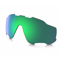 OAKLEY JAWBREAKER™ POLARIZED JADE IRIDIUM REPLACEMENT LENS 偏光綠片