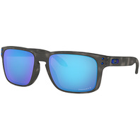 OAKLEY HOLBROOK™ PRIZM SAPPHIRE POLARIZED COLLECTION (ASIA FIT) 帥氣半透迷彩框 亞洲版 PRIZM 偏光