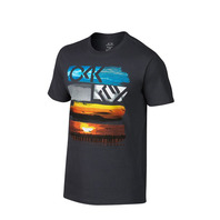 OAKLEY CORE SUNSET TEE