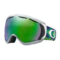 OAKLEY CANOPY™ PRIZM™ (ASIA FIT) SNOW GOGGLE 亞洲版 PRIZM 色控科技 可佩戴近視眼鏡鏡