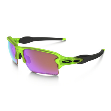 OAKLEY FLAK™ 2.0 XL PRIZM™ GOLF URANIUM COLLECTION 鏡片加大版 高爾夫球專用