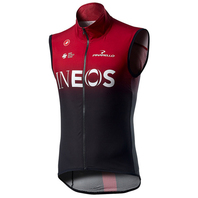 CASTELLI PRO LIGHT WIND WEST 防風背心 INEOS 車隊限量版