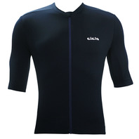 CICLO LUXURY JERSEY 短車衣-灰藍