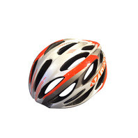 GIRO HELM SAROS FLU ORANGE / WHITE