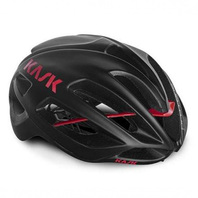 KASK PROTONE BLACK MATT/RED